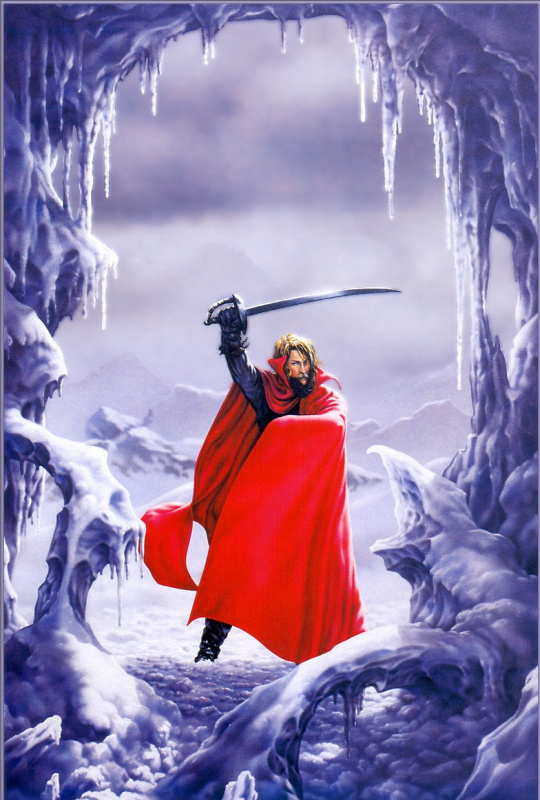 Кируело Кабрал. Воин с мечом