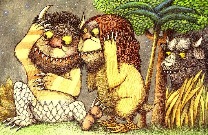 Maurice Sendak. Wild world