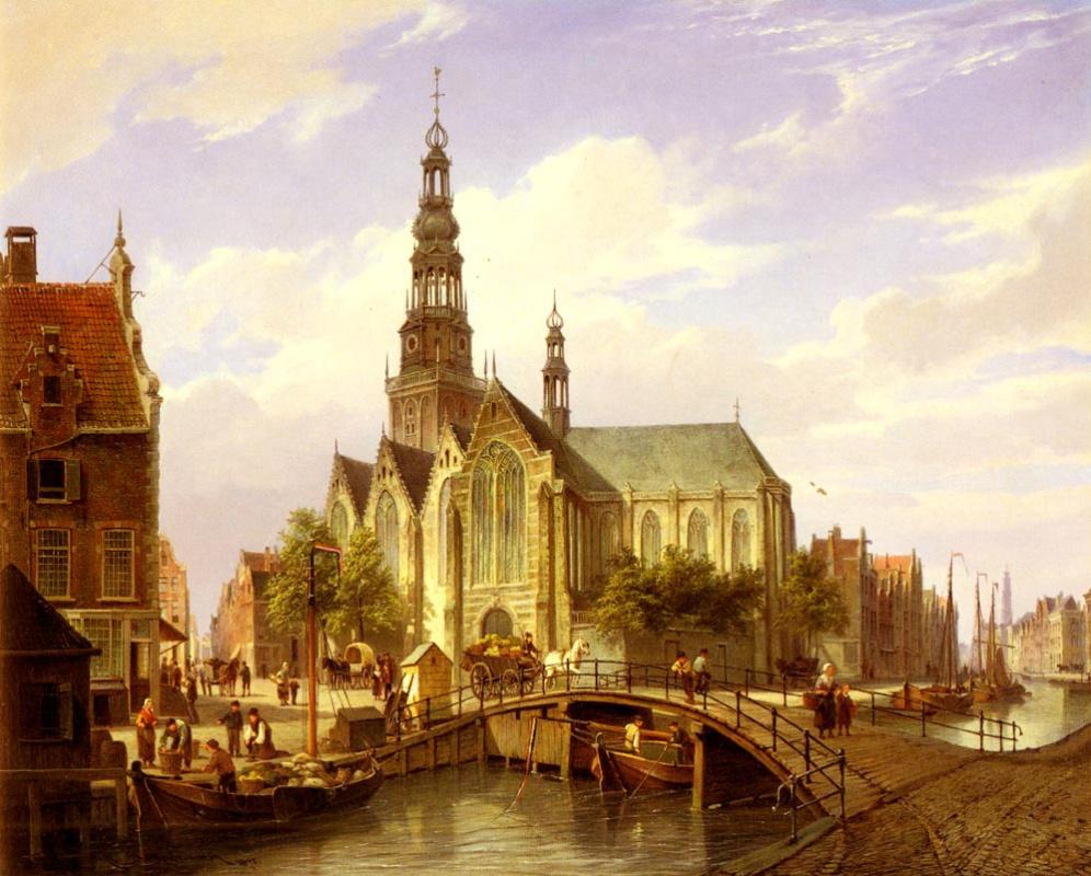 Cornelis Christian Dommelshuizen. Amsterdam