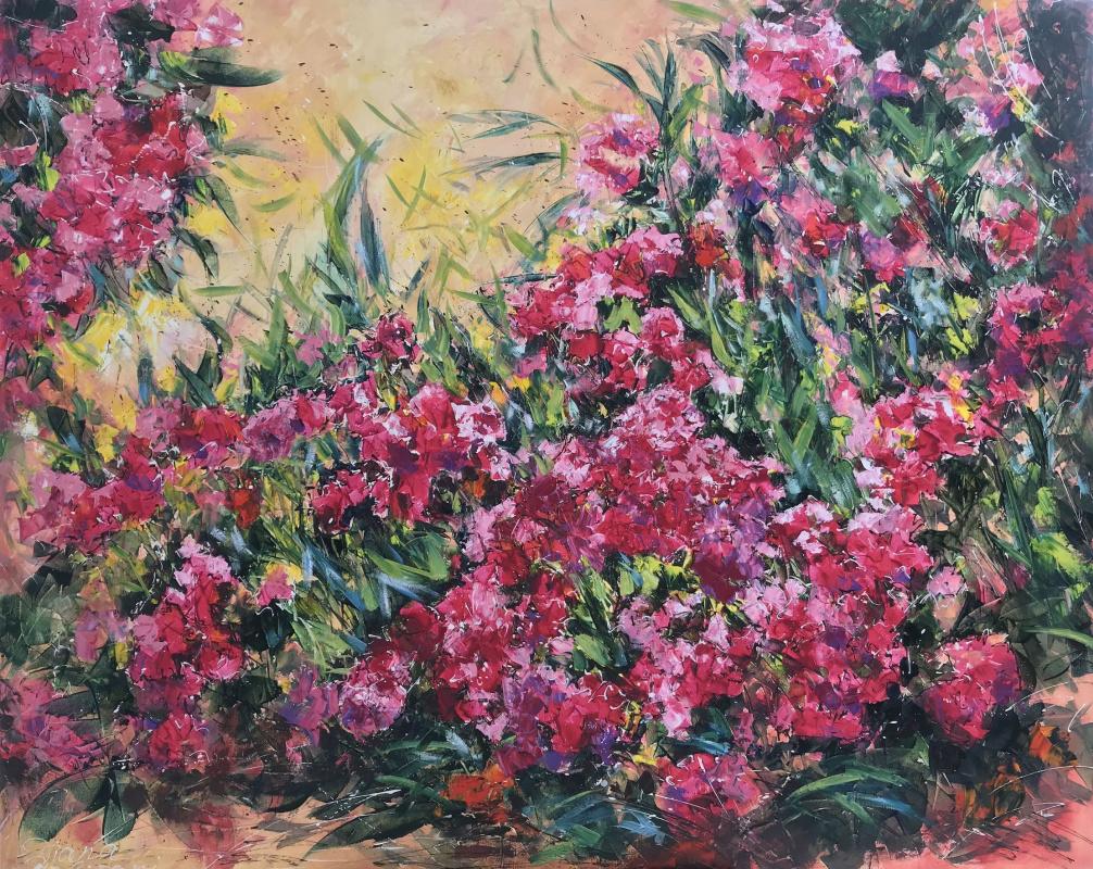 Диана Владимировна Маливани. Oleander