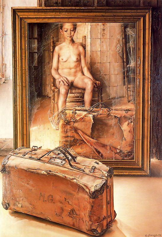Эдуардо Наранхо. Старый чемодан