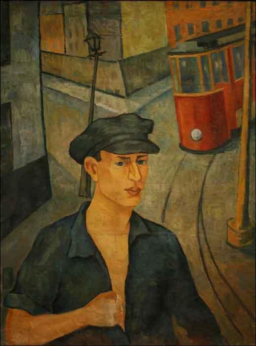 Татьяна Исидоровна Купервассер (Русакова). Трамвай