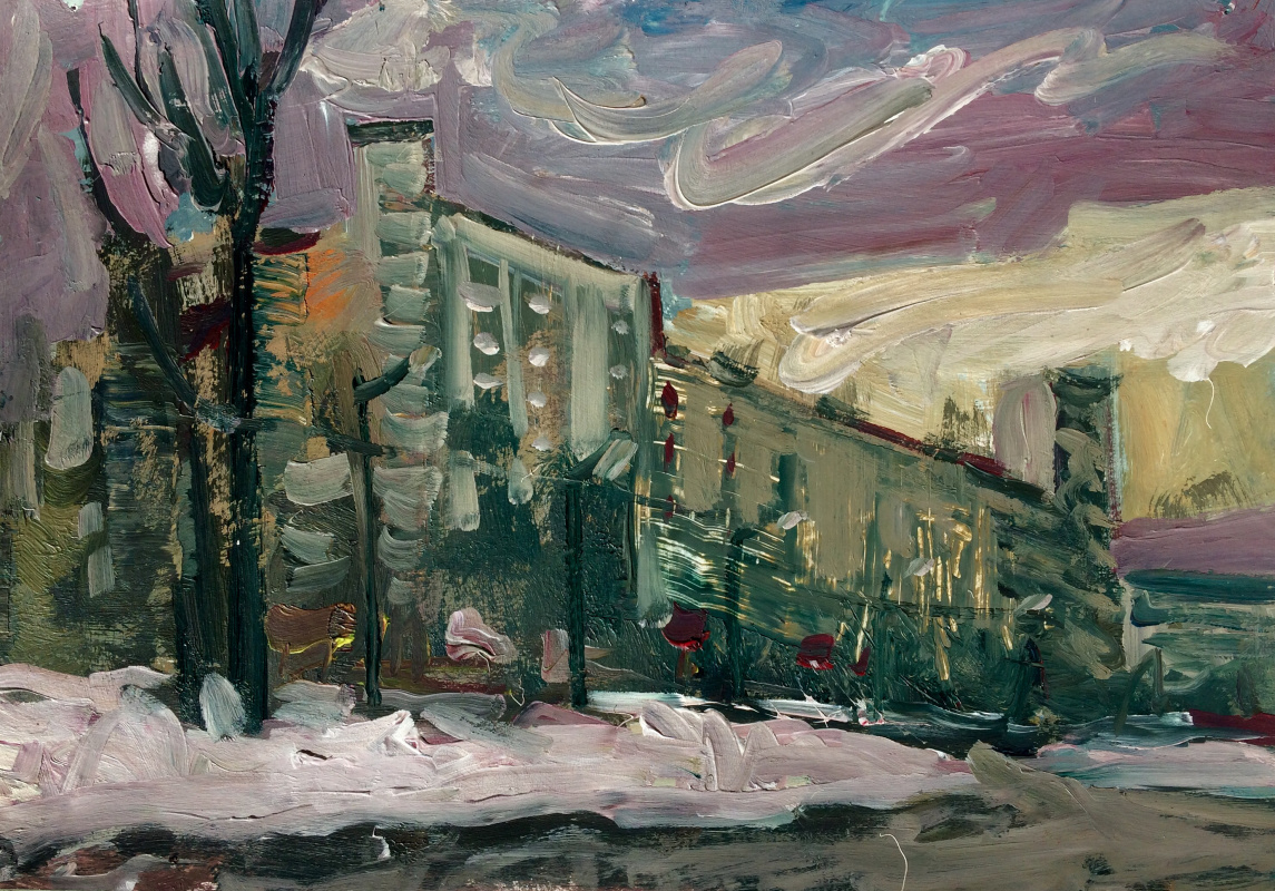 Igor Pile. Study _1