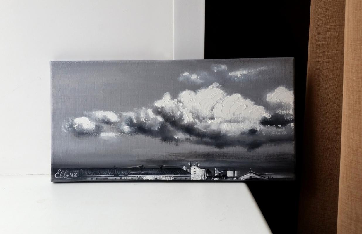 Katerina Chekrygina. Cloud