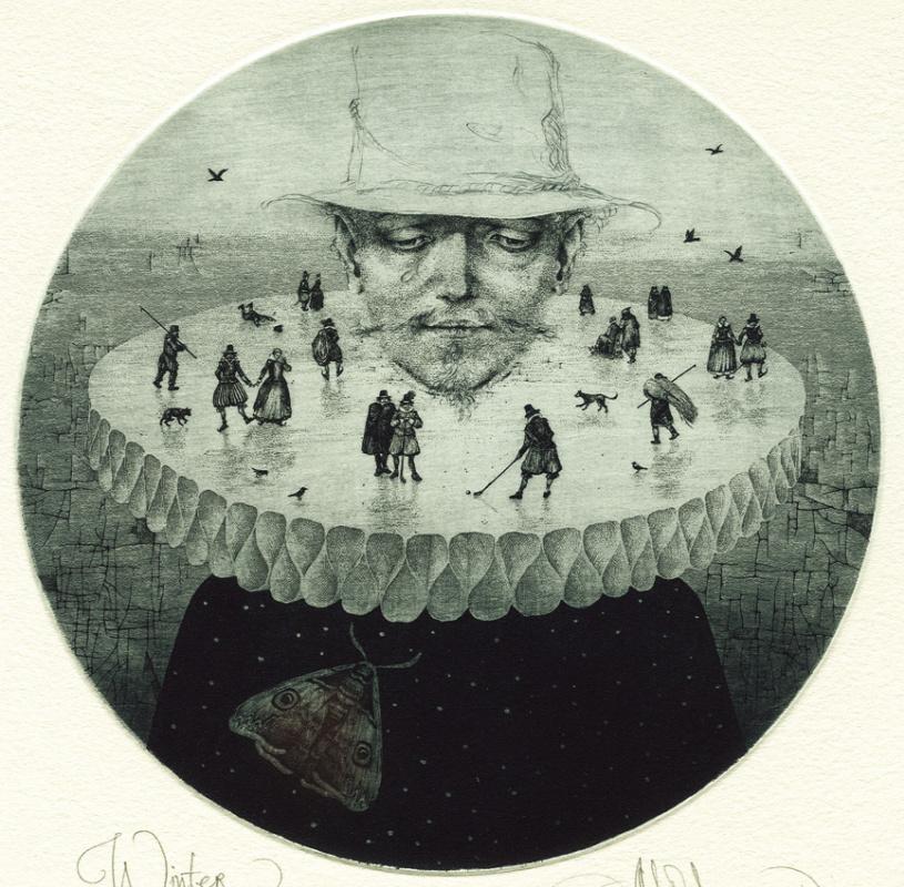 Константин Калинович. Зимнее сердце II