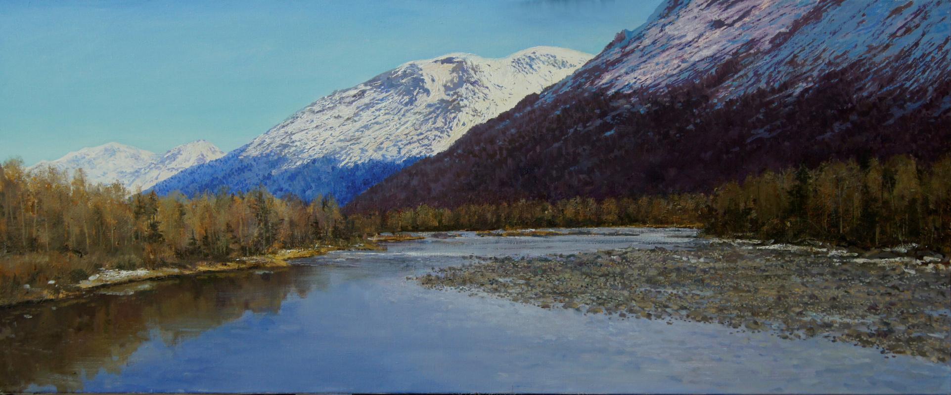 Mikhail Borisovich Lavrenko. Alaska