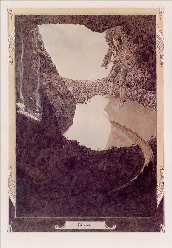 Лела Даулинг. Драконы 6