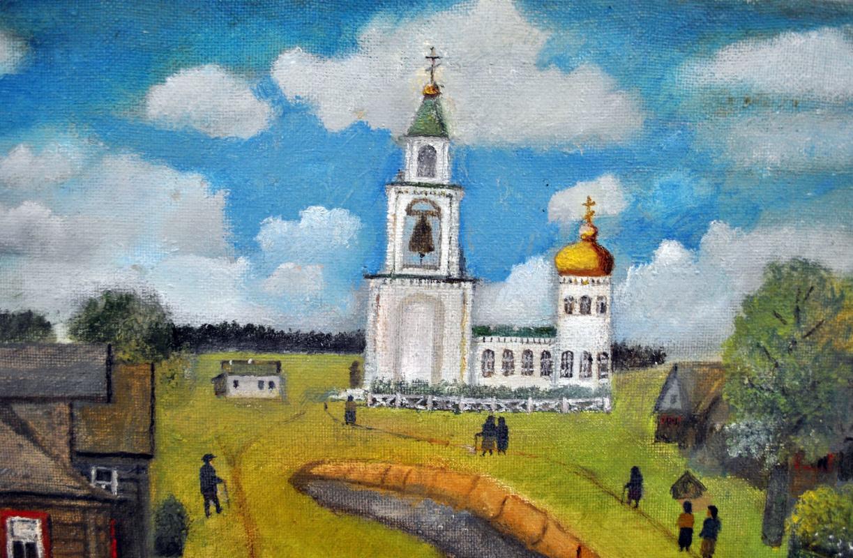Alexander Vasilyevich Suvorov. Holiday. Fragment