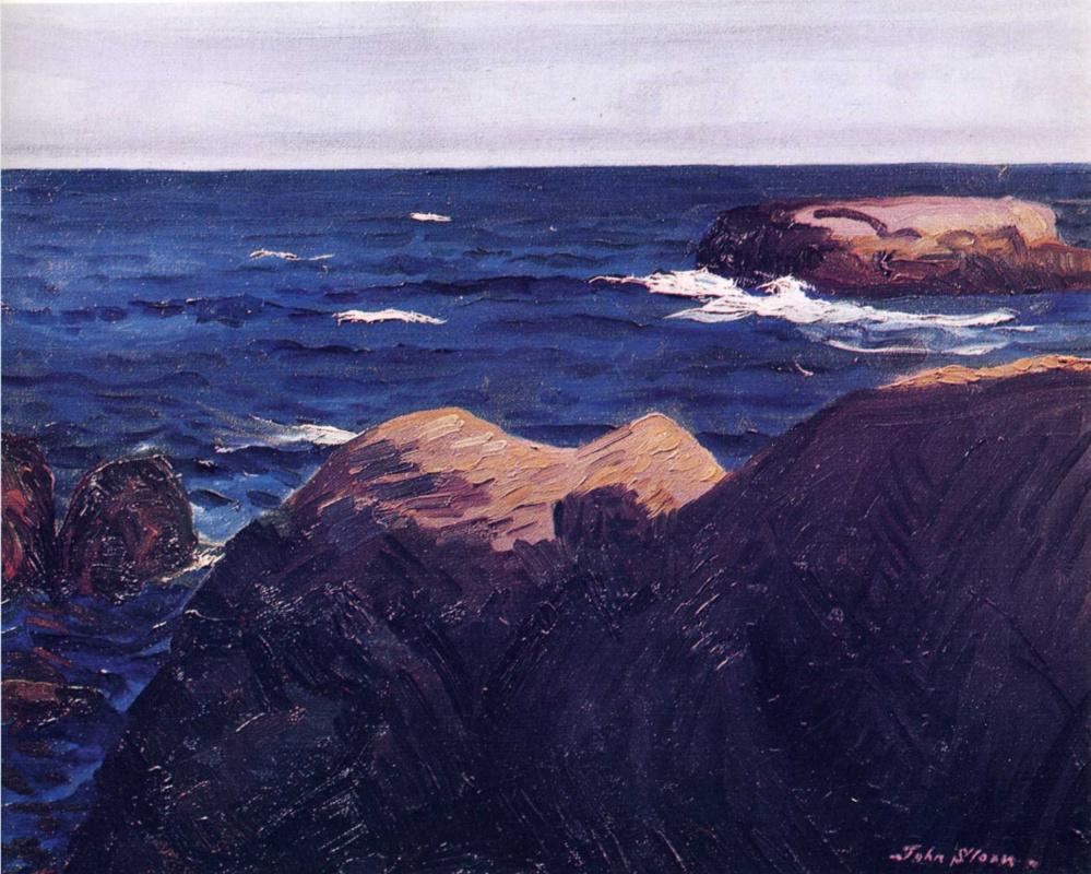 John Sloane. Sea
