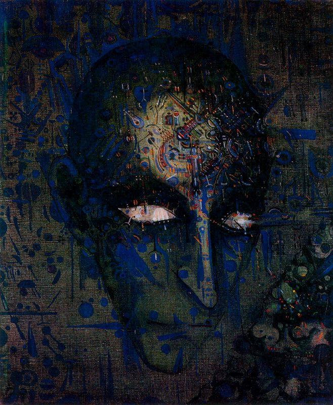 Джоан Понк. Белые глаза
