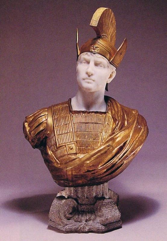 Луиджи Белли. Римский солдат