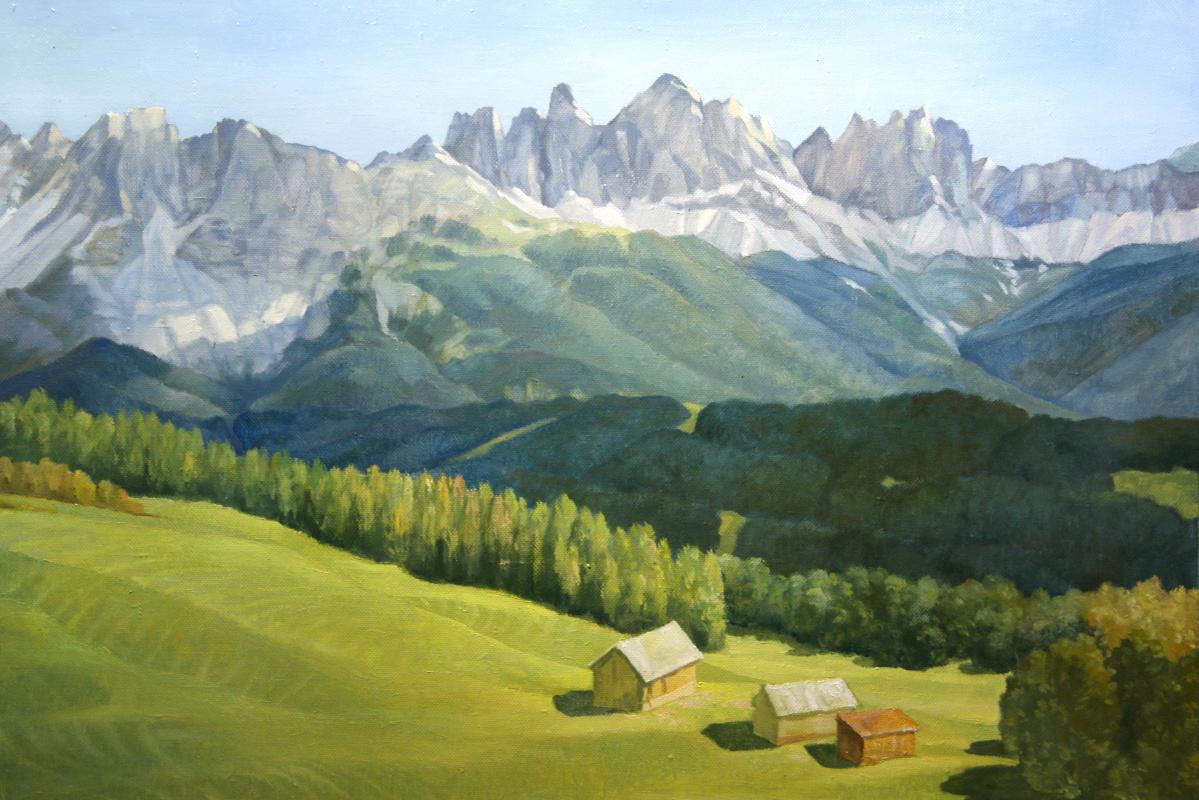 Alan Albegov. Alps 2