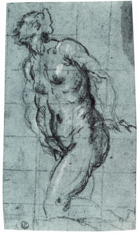 Jacopo Tintoretto. Eva