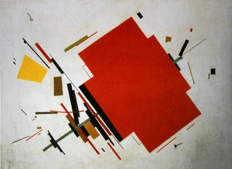 Nikolai Suetin. Composition
