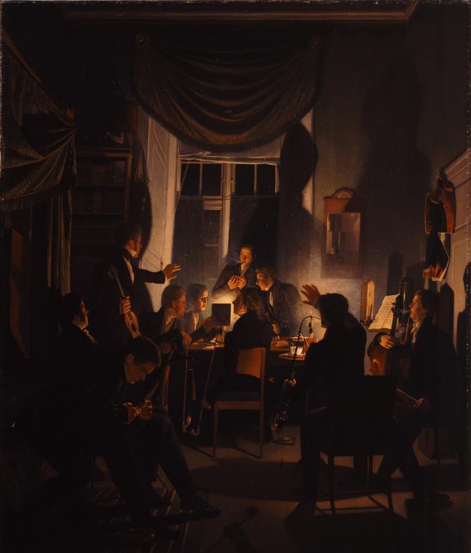 Табачкая вечеринка