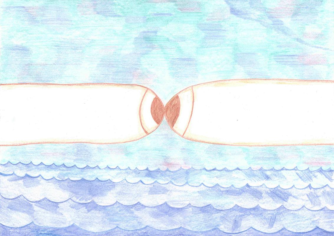 Maxim Yakunin. Sea