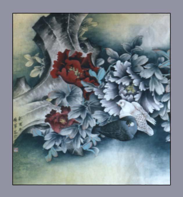 Ёнгюн Чен. Птицы 28