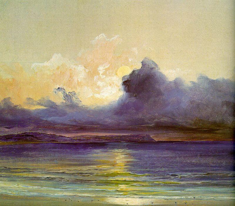 Чарльз Блечен. Море