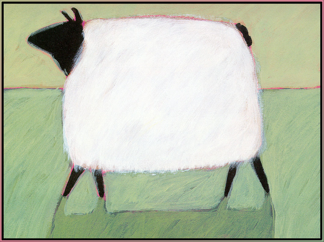 Gabriella Denton. Sheep