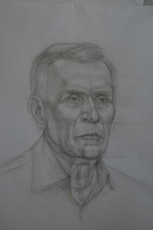 Ксения Ивахнова. Портрет