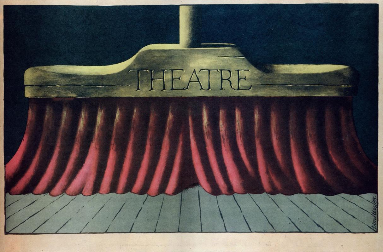 Юрис Артурович Димитерс. Театр