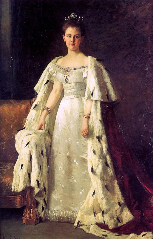 Тереза Шварц. Королева