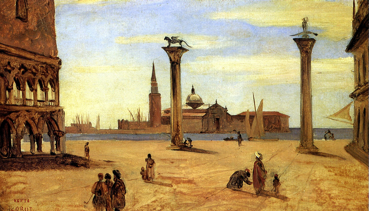 Камиль Коро. Венеция