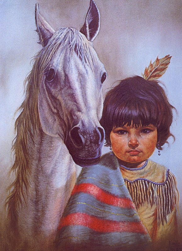 Грегори Перилло. Пони