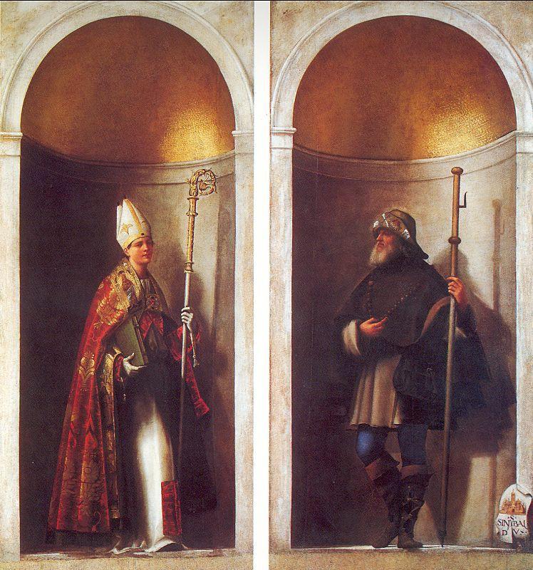 Себастьяно дель Пьомбо. Сюжет 25