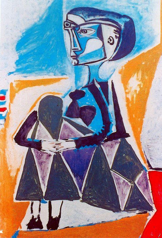 Пабло Пикассо. Сюжет 176