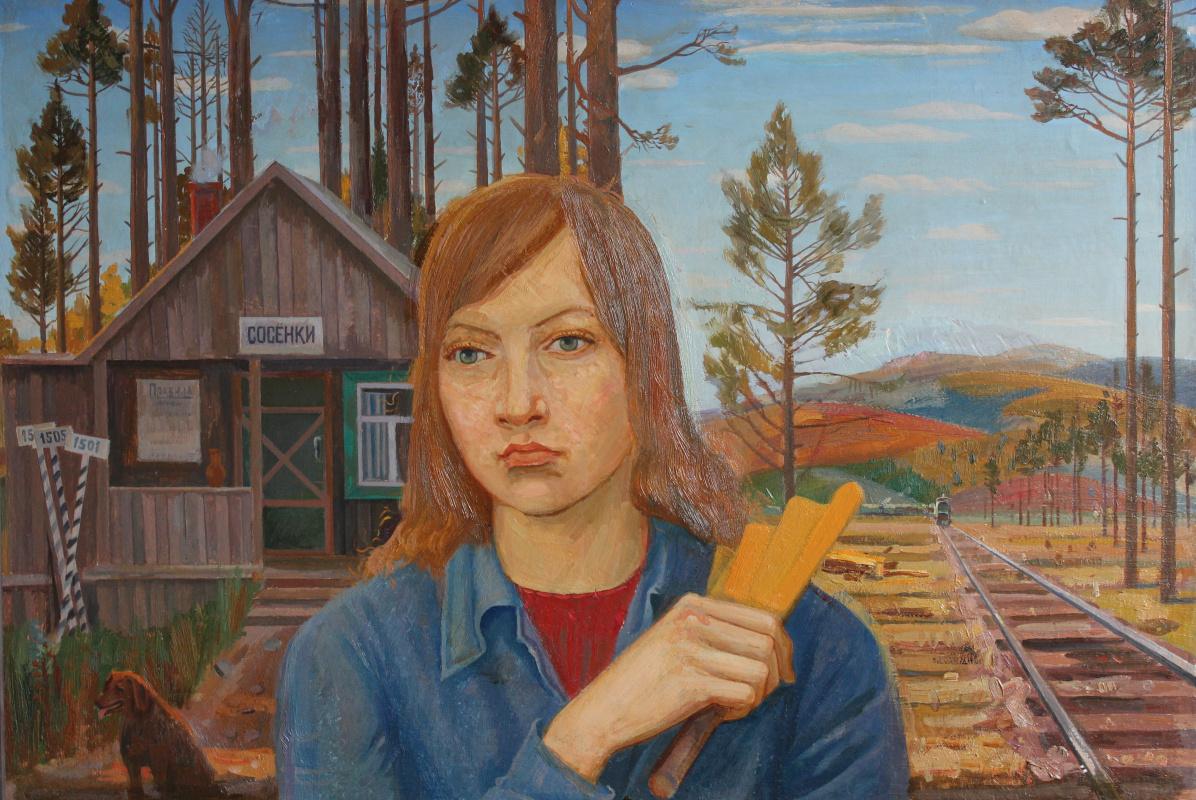 Eugene Alexandrovich Kazantsev. Youth.