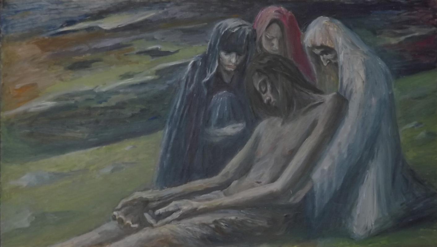 Леонид Рудольфович Королев. Пьета