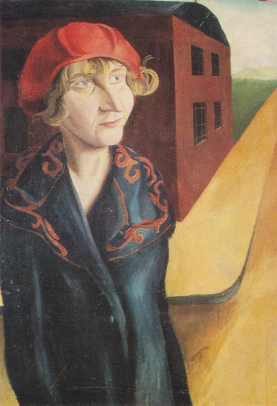 Ханс Грундиг. Безработная с сигаретной фабрики