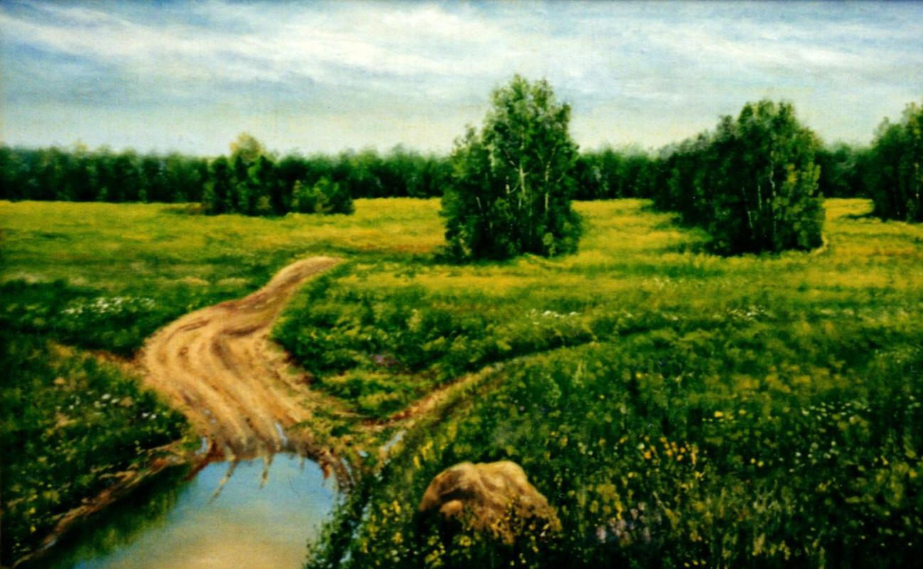 Vladimir Vasilyevich Abaimov. Three roads