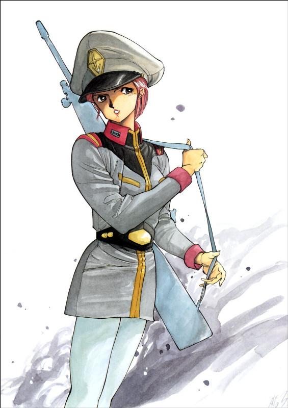 Юзо Такада. Солдат
