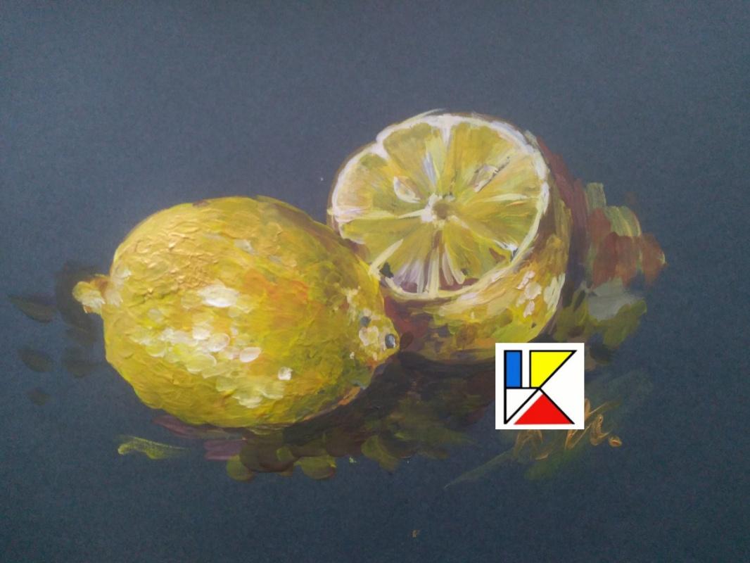 Ksenia Kokoricheva. Lemons