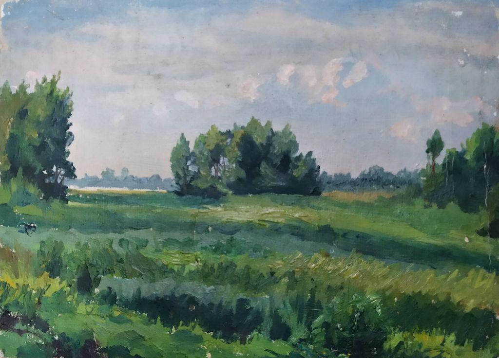 Fedor Fedorovich Melnikov. R. Donets