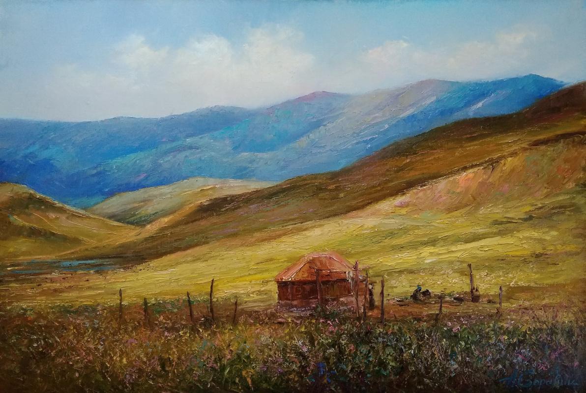 Andrei Ivanovich Boravik. Fertile Land