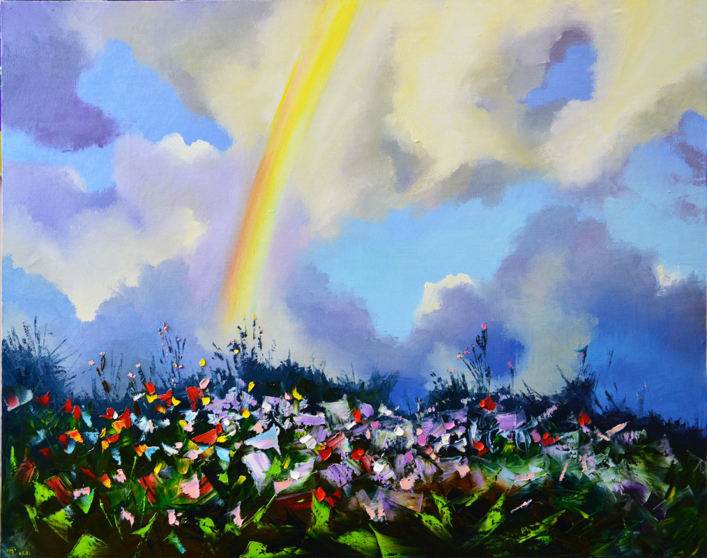 Vadim Anatolyevich Stolyarov. Rainbow state