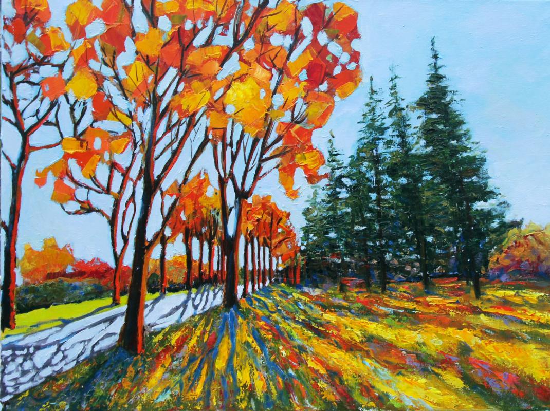 Андрей Горба. Early autumn