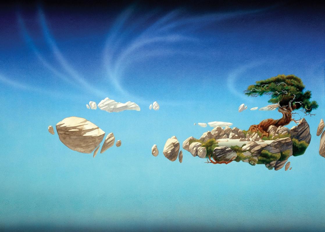 Роджер Дин. Летающие острова