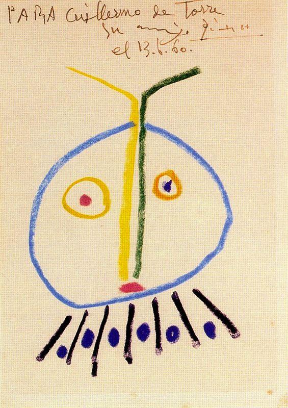 Пабло Пикассо. Сюжет 114
