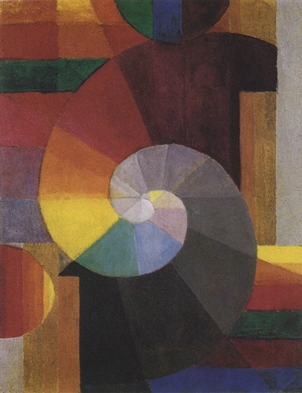Johannes Itten. Meeting