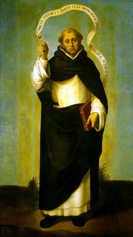 Святой Висенте Феррер