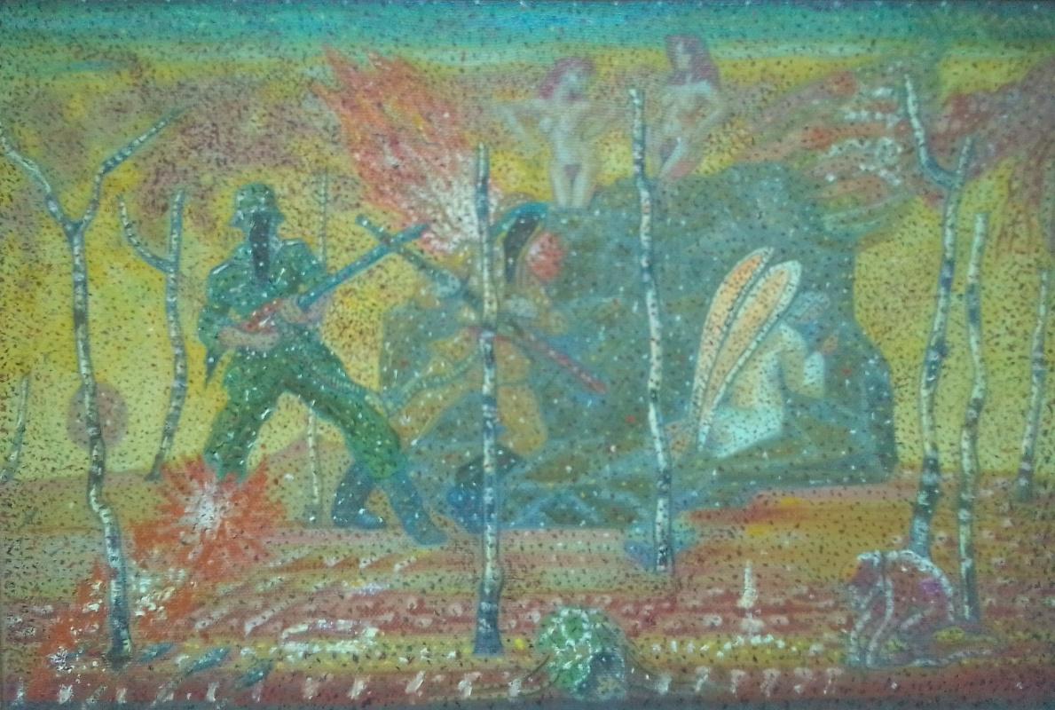 Вячеслав Коренев. Прибытие в рай