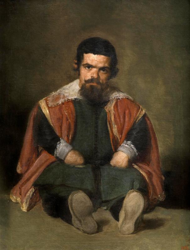 Диего Веласкес. Шут Примо