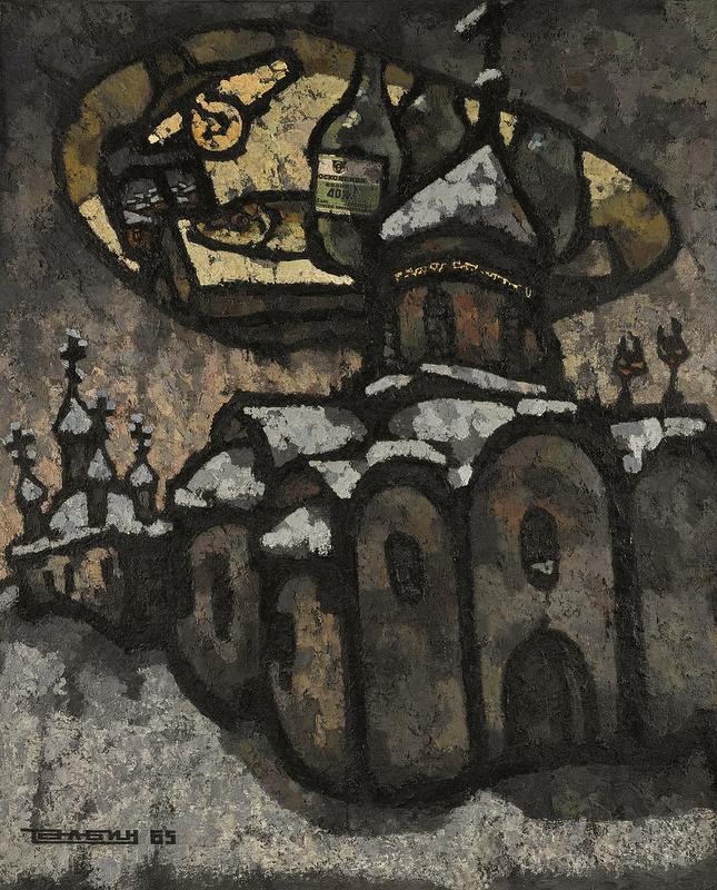 Церковь Преображения Спасителя в Переславле-Залесском