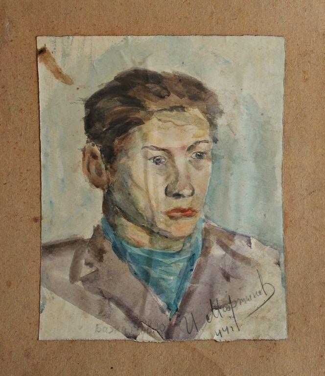 Igor Petrovich Martynov. Bazhanov Yu.