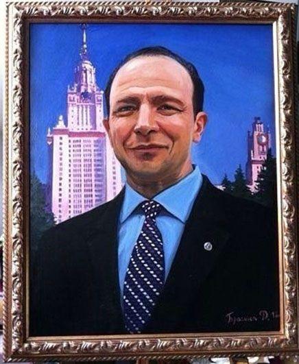 Портрет академика Квинта В.Л.