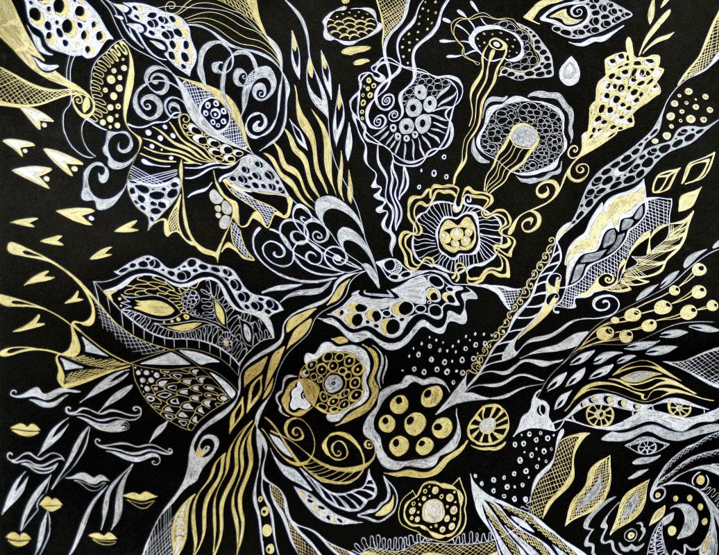 Irina Shumskaya. Bouquet of Emotions